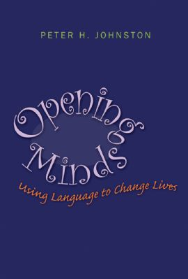 opening minds book cover