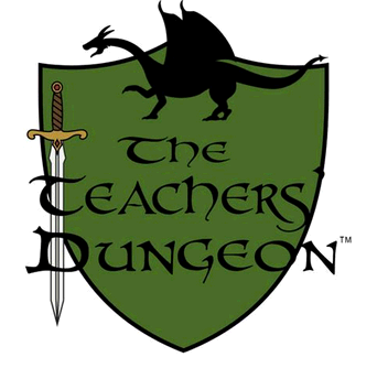 teacher's dungeon logo