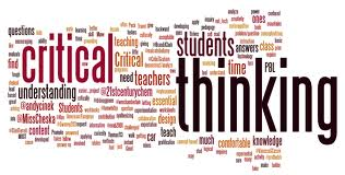 Critical thinking articles for students