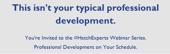hatch webinar header