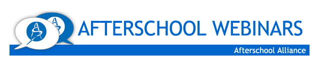 afterschool webinars